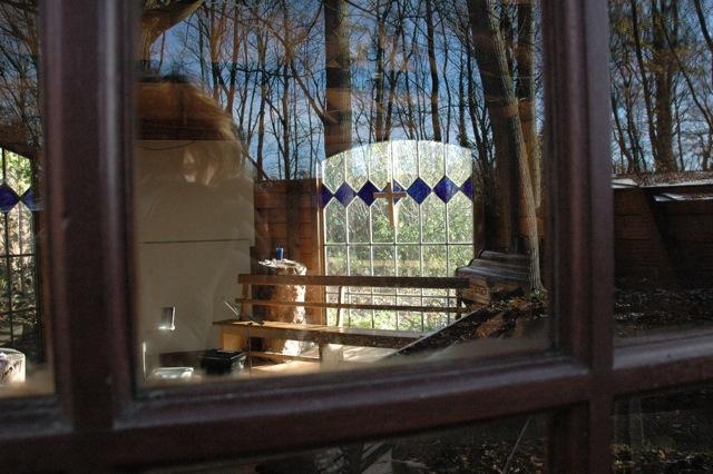 Einkehren und stille werden in der Chapel