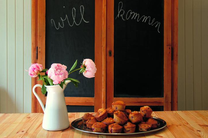 Nicht nur der Hofladen heißt Gäste herzlich willkommen ...