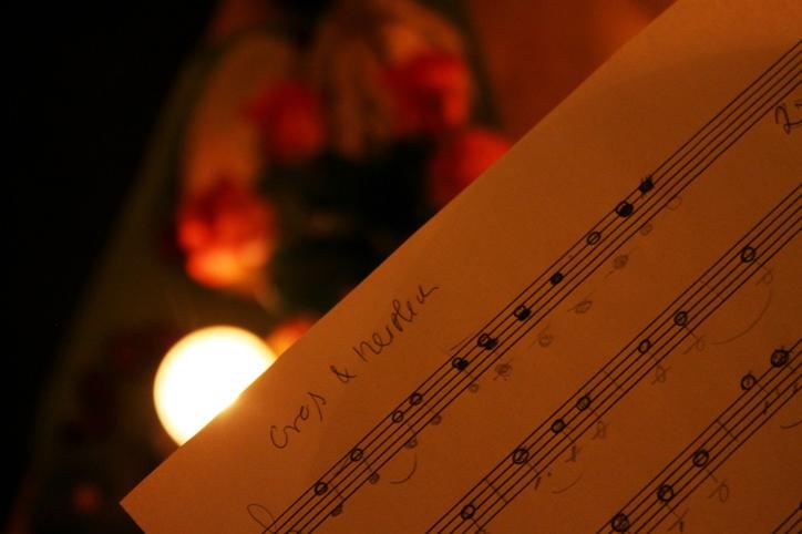 Im Herzen ein Lied. Und auf den Lippen