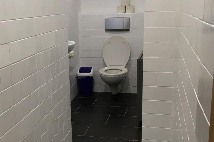 Viele Toiletten wurden auf  Vordermann gebracht